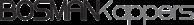 Bosman Kappers Logo